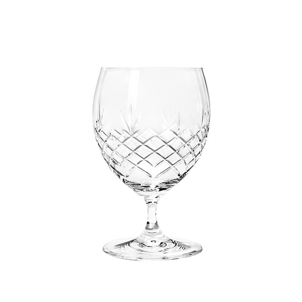 Frederik Bagger Crispy Eightball glas, 2 Stk.