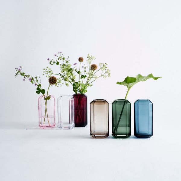 Louise Roe Jewel glas Vase Small