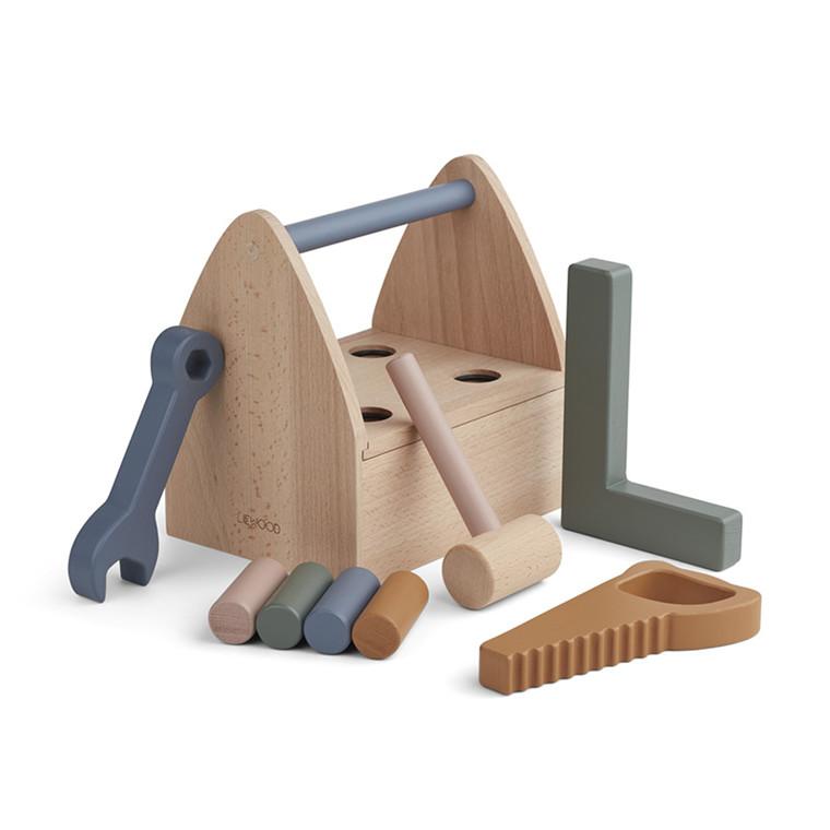 Liewood Billy Værktøjskasse - Mix