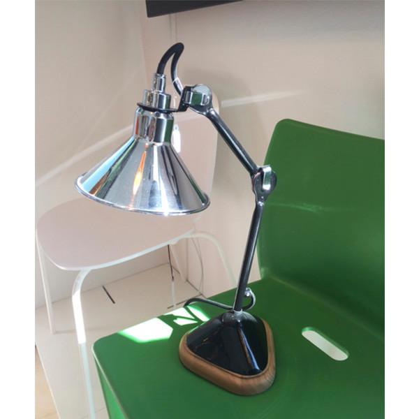 Lampe Gras N 207 bordlampe