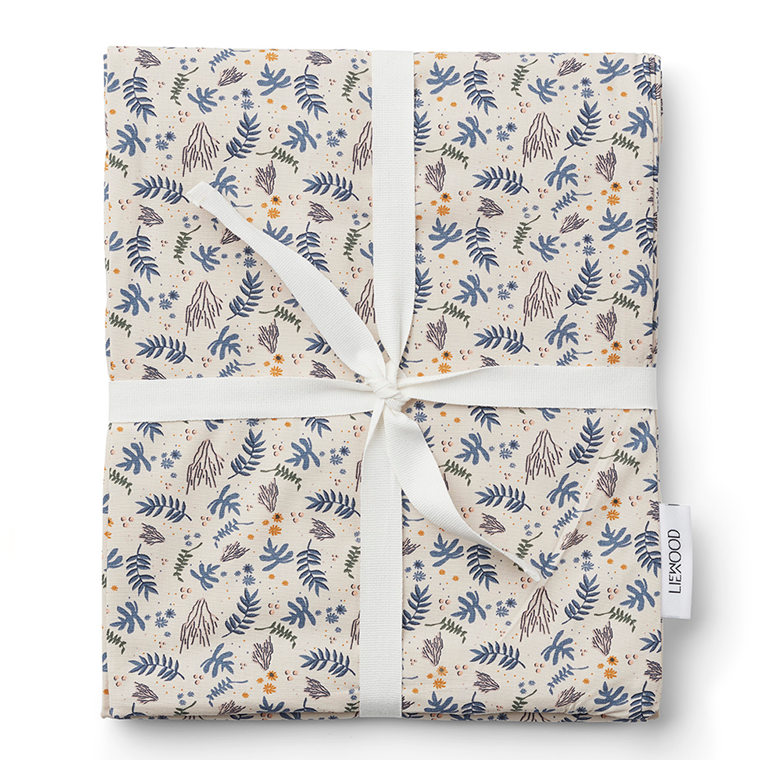 Liewood Coral Floral mix baby & junior linnen