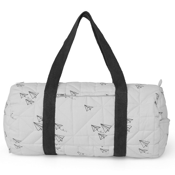 Liewood Changing Bag, Paper Plane & Dumbo Grey