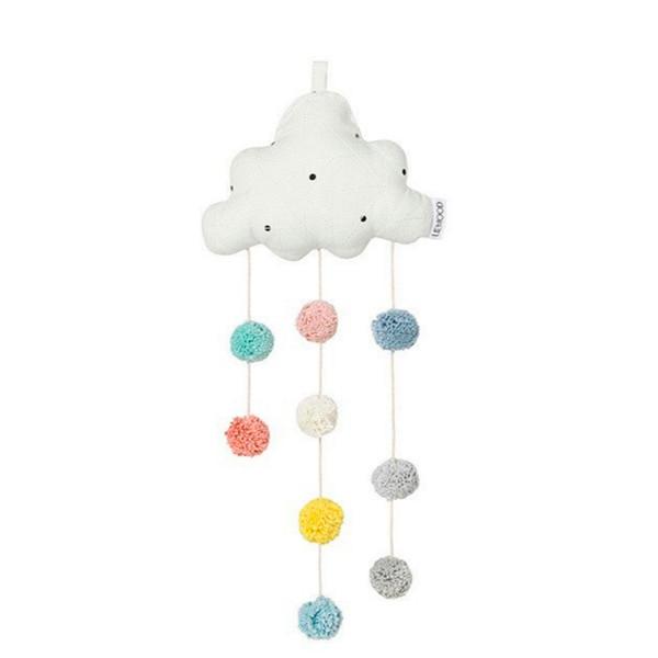 Liewood Clara Mobile Cloud Classic Dot, Small