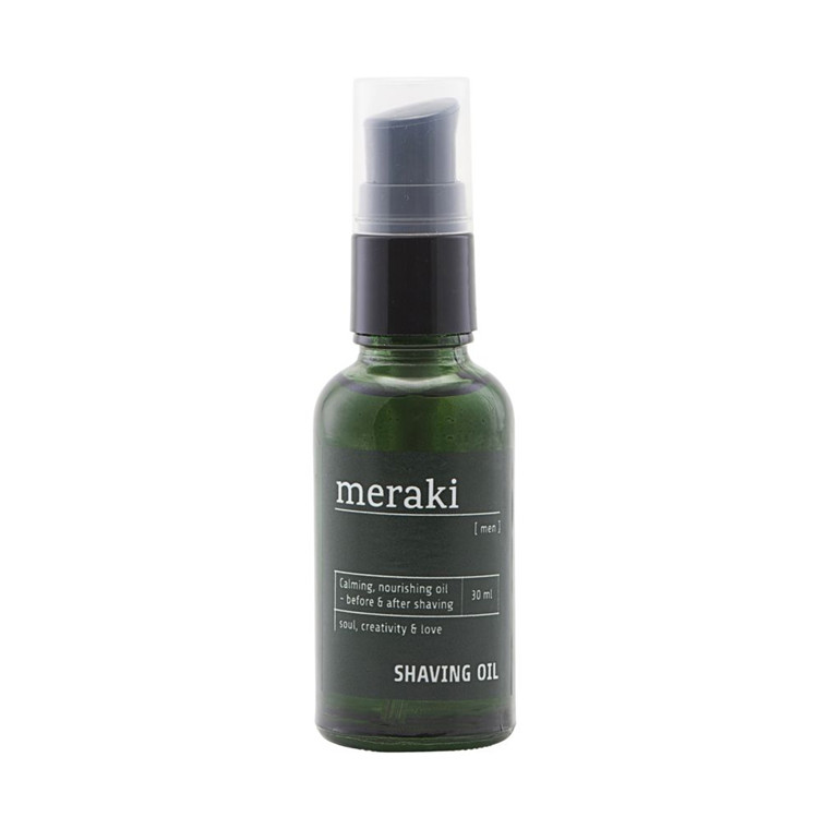 Meraki Men Shaving Oil