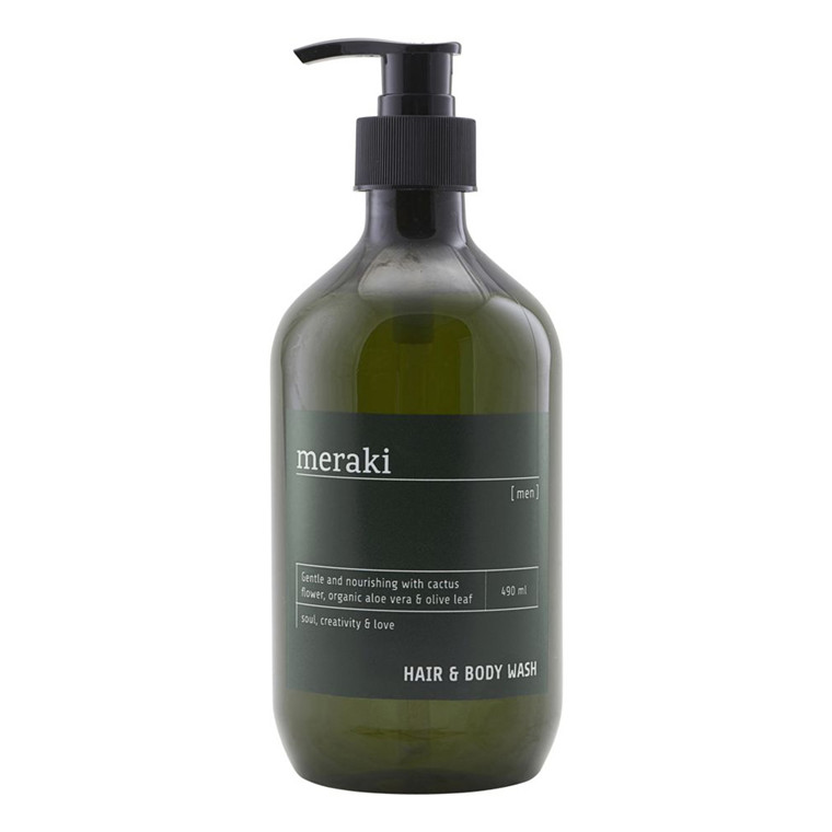Meraki Men Hair & body wash