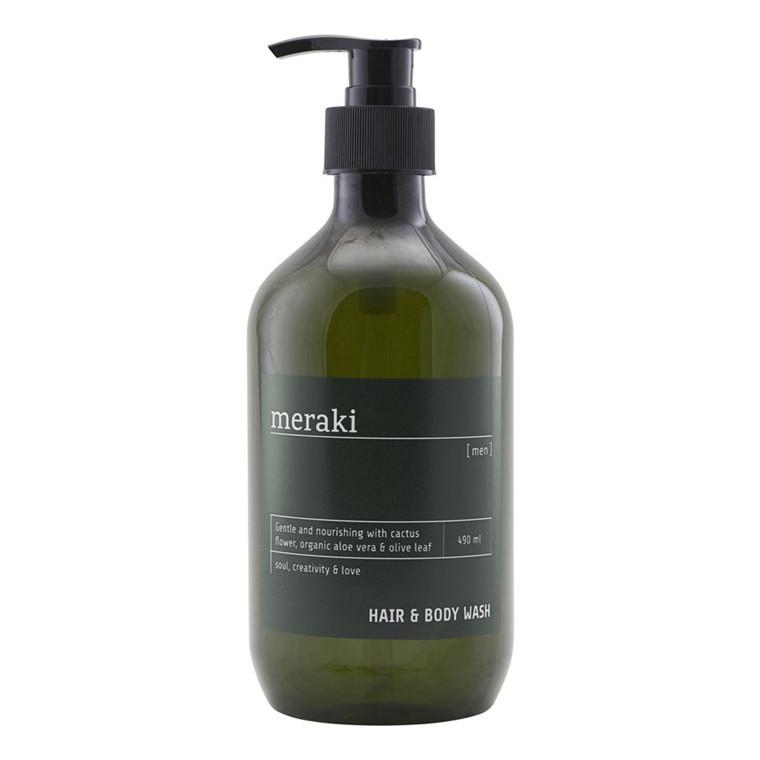 Meraki Men Hair & body wash