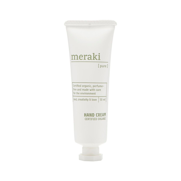 Meraki Pure håndcreme, 50ml
