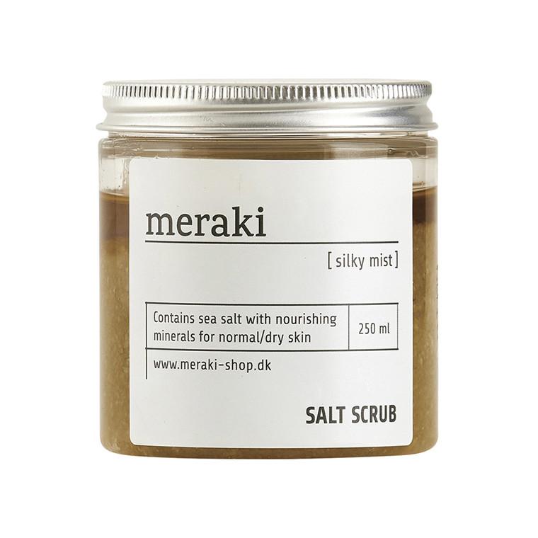 Meraki Saltskrub 250 ml, Silky Mist
