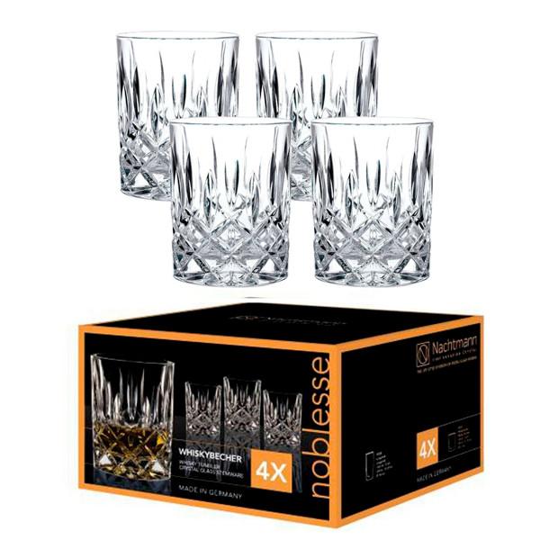 Nachtmann Noblesse Whiskyglas, 4 stk.