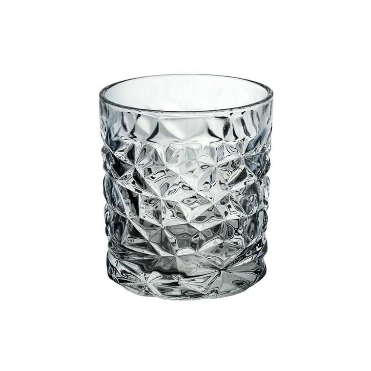 Cigzag Monty Lowball glas, 6 stk.