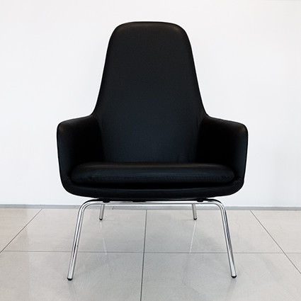 Normann Copenhagen Era Lounge Chair High - udstillingsmodel