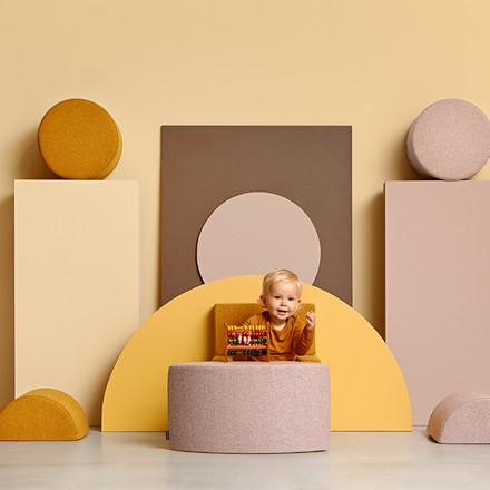 by KlipKlap Build & Bounce, half circle