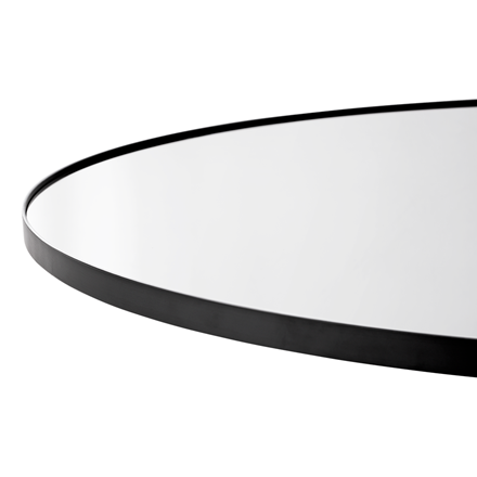 AYTM Circum Mirror - Black/Clear
