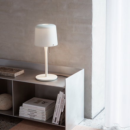 Vipp 530 bordlampe, off-white
