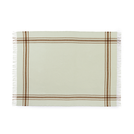 Normann Copenhagen Papa plaid, Frame