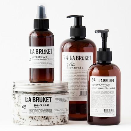L:A Bruket flydende håndsæbe, Salvie/Rosmarin/Lavendel
