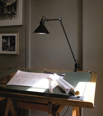 Lampe Gras N 201 Arkitektlampe