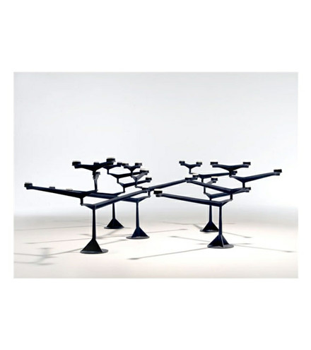 Tom Dixon Spin Table Candelabra, lysestage