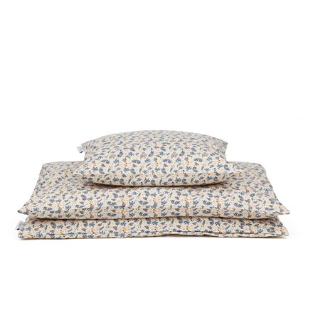Liewood Coral Floral mix baby & junior sengetøj