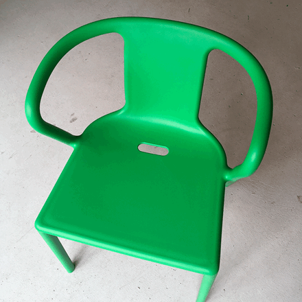 Magis Air Armchair stol i Green