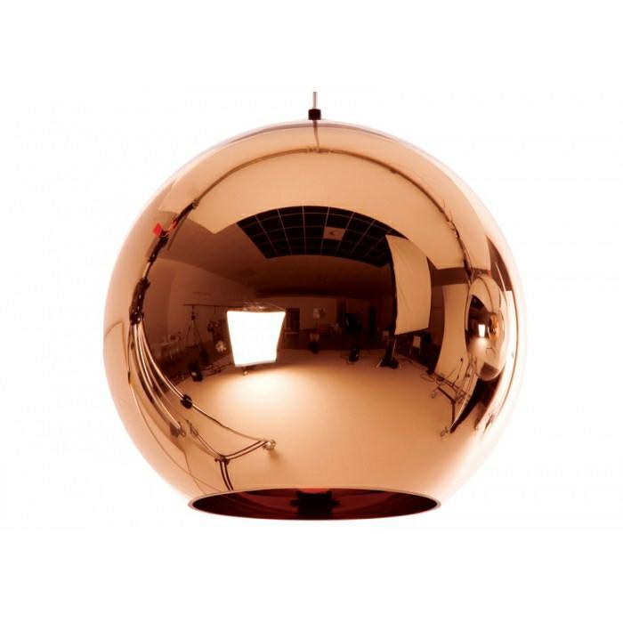 Køb Tom Dixon Copper Shade pendel 45cm - MSS45-PEUM2