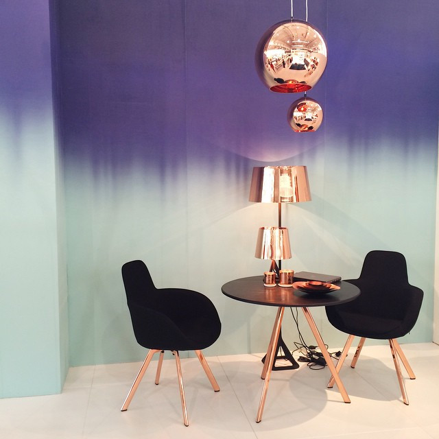 Kob Tom Dixon Strut Table Bord Fri Fragt Og Prismatch