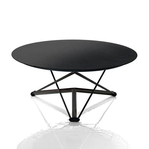 Køb Magis Lem jursterbar bord her - sort, hvid og krom