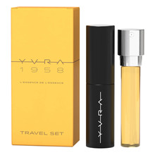 YVRA 1958 l'essence Travel Set