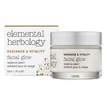 Elemental Herbology Facial Glow Facial Radiance Peel – 50 ml