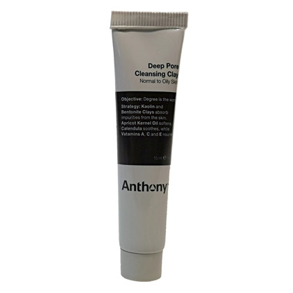 Anthony Deep Pore Cleansing Clay - sample