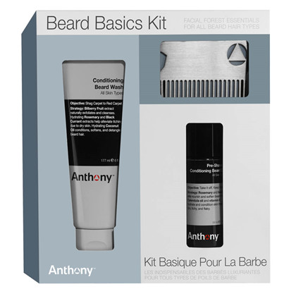 Anthony Beard Basiscs Kit
