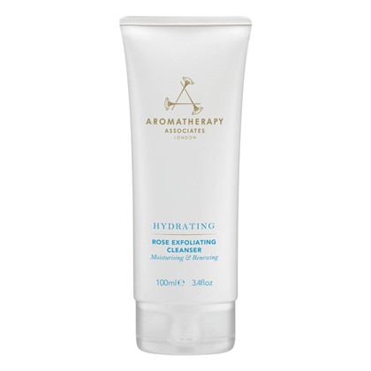 Aromatherapy Associates Hydrating Rose Exfoliating Cleanser - 100 ml