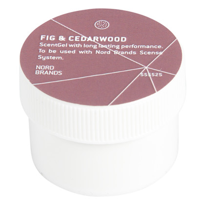 Scense ScentGel Fig & Cedarwood - Sample