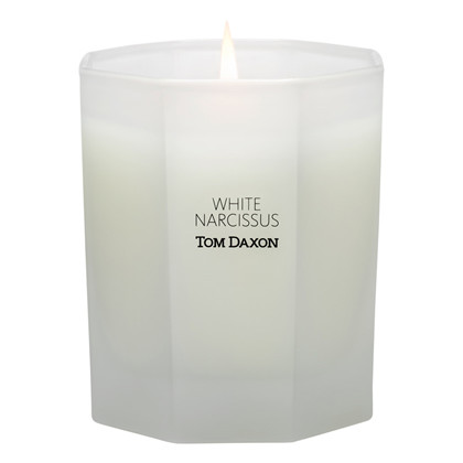 Tom Daxon White Narcissus Candle - 190 g