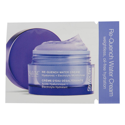 Strivectin Re-Quench Water Cream Hyaluronic Electrolyte Moisturizer - Sample