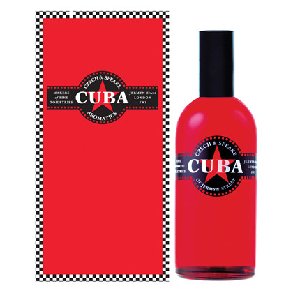 Czech&Speake Cuba Cologne Spray