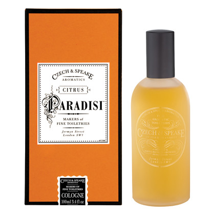 Czech&Speake Citrus Paradisi Cologne spray