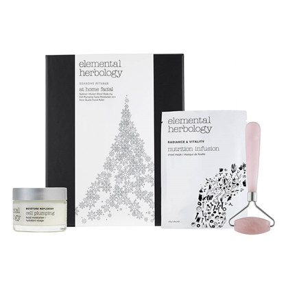 Elemental Herbology At Home Facial Set