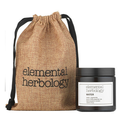Elemental Herbology Water Candle