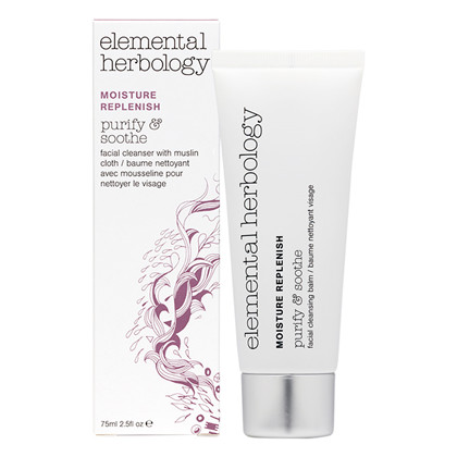 Elemental Herbology Purify & Soothe-Facial Cleansing Balm - 75 ml