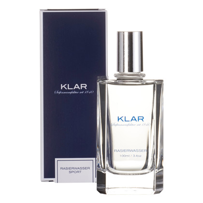 Klar Seifen Sport Aftershave - 100 ml