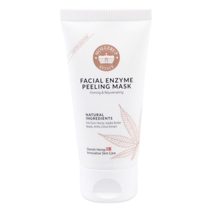 Møllerup Facial Enzyme Peeling Mask - 50 ml