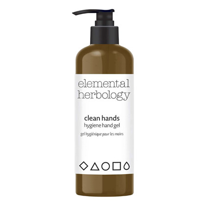 Elemental Herbology Clean Hands Hygiene Hand Gel 300ml