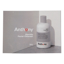 Anthony Glycolic Facial Cleanser Sample - 3 ml
