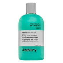 Anthony Invigorating Rush Hair + Body Wash - 355 ml