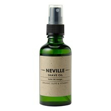 Neville Shave Oil Pump Spray Bottle - 50 ml