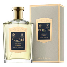 Floris Soulle Ámbar EDT - 100 ml