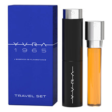 YVRA 1965 Flamboyance Travel Set
