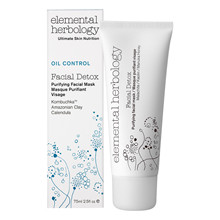 Elemental Herbology Facial Detox Purifying Facial Mask – 75 ml