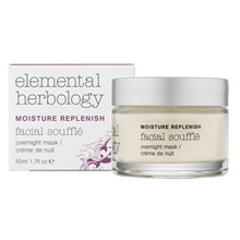 Elemental Herbology Facial Soufflé Overnight Cream – 50 ml